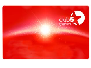PREMIUM Club 5* članstvo Top Shop