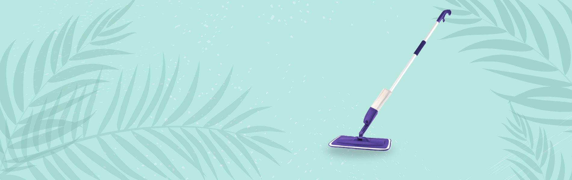 Dosta vam je klečanja dok čistite podove?