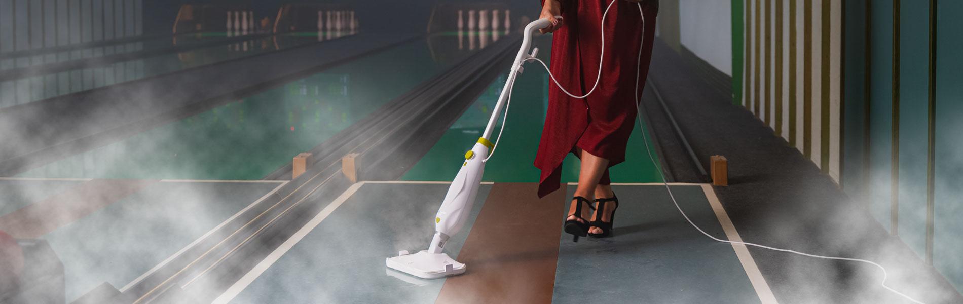 Dubinsko čišćenje nano parom!